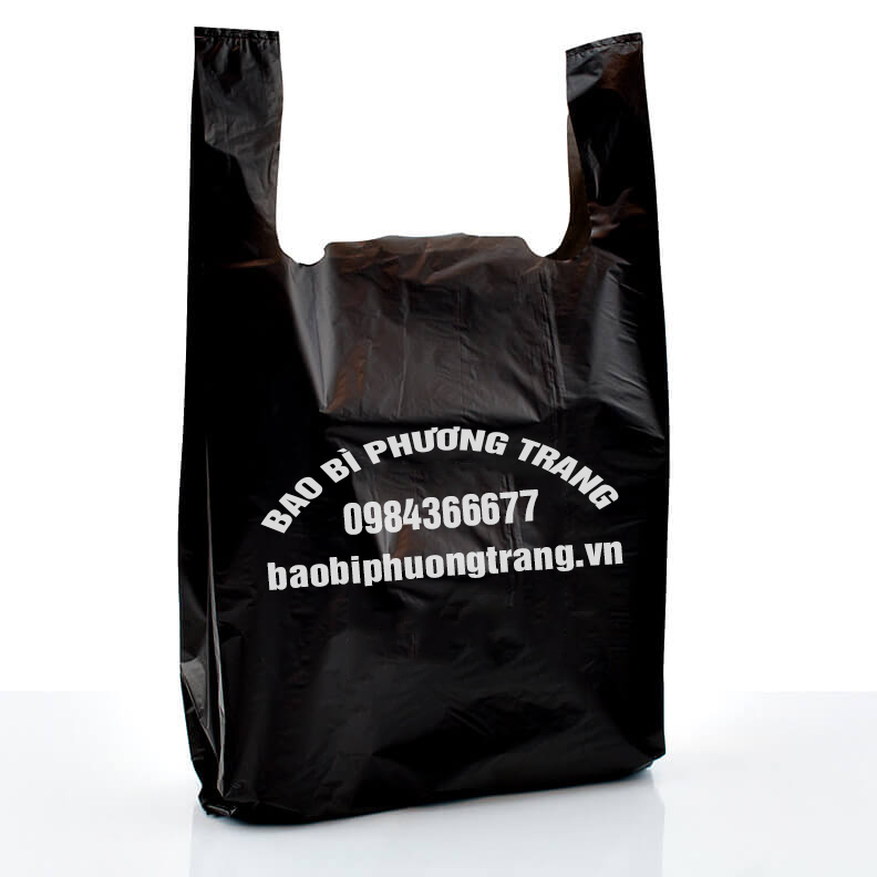 Túi đựng rác đen