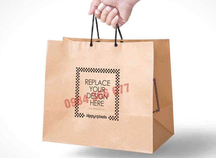 in túi giấy giá rẻ tại hà nội