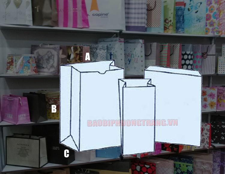 thiết kế in túi giấy