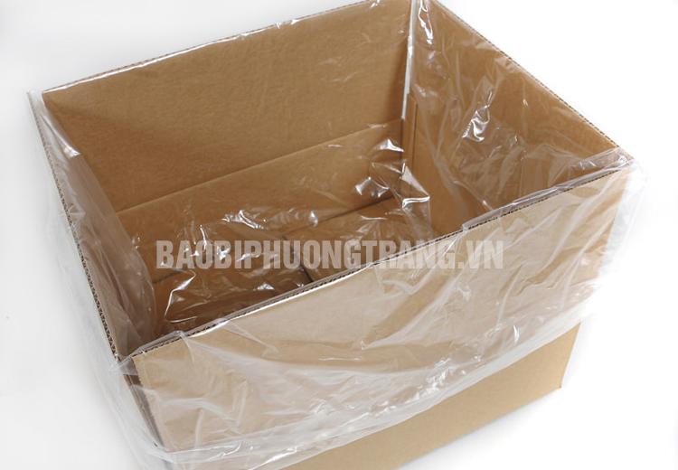túi pp lót trong thùng carton