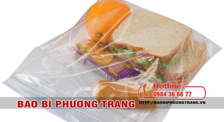 Túi nilon nào đựng thực phẩm an toàn